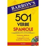 501 verbe spaniole + CD - Christopher Kendris