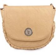 STYLEFASHION Beige Sling Bag