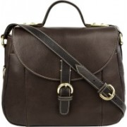 Hidesign Women Brown Shoulder Bag