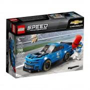 Lego set de construcción lego speed champions auto deportivo chevrolet camaro zl1 75891