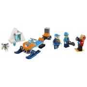 LEGO City 60191 Echipa de explorare Polar