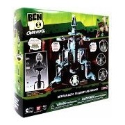 Ben 10 Omniverse Intergalactic Plumber Laboratory (Section 1)