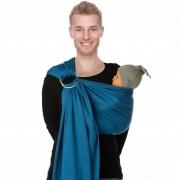 Babylonia Chusta do noszenia dziecka BB-SLING, niebieska