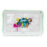 Tablet Ghia Kids 7 Toddler GTAB718V / Quadcore / 1GB / 8GB / 2CAM / WIFI / Bluetooth / Android 8.1 / Go Edition / verde