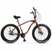 Bicicleta Cutezator Evolution Portocaliu Cupru 3 viteze