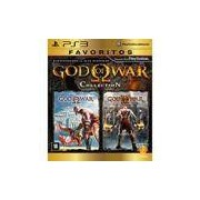 Game God Of War Collection - Favoritos - PS3