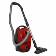 Miele Classic C1 PowerLine Cylinder Vacuum Cleaner - Red