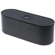 Deals e Unique Portable Bluetooth Speaker S207 with Mic LED Light Micro SD Card Slot FM AUX Mode(Multi-Color)