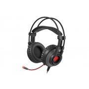 HEADPHONES, Genesis RADON 600 VIRTUAL 7.1, Gaming, Microphone, Black (NSG-0965)