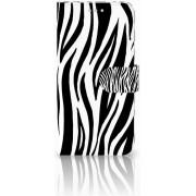 Huawei P20 Pro Boekhoesje Design Zebra
