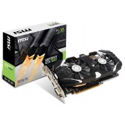 GeForce GTX 1060 3GT OC 3096 Mo DVI/HDMI/Tri DisplayPort - PCI Express (NVIDIA GeForce avec CUDA GTX 1060)