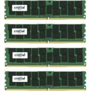 Kit Memorie Server Crucial ECC LRDIMM 4x32GB DDR4 2400MHz CL17 Quad Rank x4