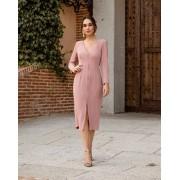 Lady Pipa Vestido Ophelia rosa
