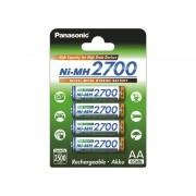 4 x Acumulator NiMH Panasonic 2700 mAh