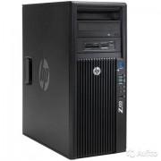 HP Hewlett-Packard HP Z420 Xeon QC E5-1620 3.60Ghz, 16GB (4x4GB), 256GB SSD/2 TB HDD SATA, FX-1800, Win 10 Pro