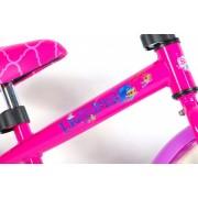 Bicicleta Volare copii 12 inch fara pedale Shimmer and Shine