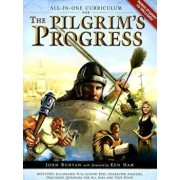 All-In-One Curriculum for the Pilgrim's Progress 'With CDROM', Hardcover/John Bunyan