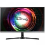Монитор Samsung U28H750UQ, 28 инча (3840x2160) LED, TN, 1ms, 300 cd/m2, Mega DCR, 5 000 000:1, LU28H750UQUXEN