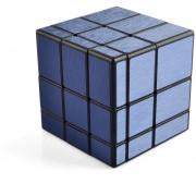 3X3 Cubo Magico Bloques De Espejo QiYi - Wiredrawing Azul