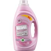 Burti detergent lichid pentru lana, puf si matase 1,45 l