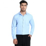 Yonex Fashion Casual Men's Shirts | Formal Shirts For Men's | Shirts For Men |Formal Shirts |Men's Shirts | Full Sleeve Shirts |Sky Blue (Small)