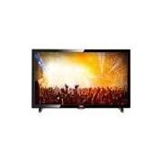 TV LED 19 AOC LE19D1461/20 HD com Conversor Digital 1 HDMI 2 USB