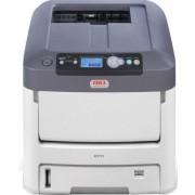 Imprimanta laser color OKI C711n, A4, 34 ppm, Retea