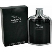 Jaguar Classic Black Edt - 100 Ml (For Men)