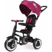 Tricicleta pliabila QPlay Rito pentru copii Violet