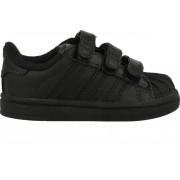 adidas SUPERSTAR FOUNDATION CF I B25726 Zwart;Zwart maat 23