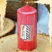 Lumanare Parfumata LEMN DE SANTAL cilindru 130 mm