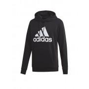 Adidas Herren Hoodie Must Haves Badge of Sport schwarz L