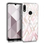 kwmobile Pouzdro pro Huawei Y6 (2019) - růžová