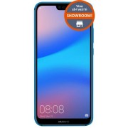 "Telefon Mobil Huawei P20 Lite, Procesor Octa-Core 2.36/1.7 GHz, LTPS TFT Capacitive touchscreen 5.84"", 4GB RAM, 64GB Flash, 16+2MP, Wi-Fi, 4G, Dual SIM, Android (Albastru) + Cartela SIM Orange PrePay, 6 euro credit, 6 GB internet 4G, 2,000 minute national"