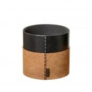 OOHH Suede cylinder, Nat D13 X H13