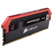 Corsair Dominator Platinum ROG Edition 32GB (4 x 8GB) DDR4 DRAM 3200MHz C16