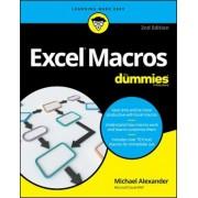 Excel Macros for Dummies, Paperback