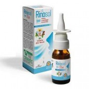 Planta Medica Srl (Aboca) Rinosol 2act Spray Nasale Flacone 15 Ml Con Nebulizzatore Spray