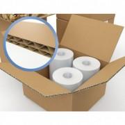 Rolléco Caisse carton double cannelure longueur 310 mm Capacité : 17,05 litres