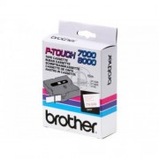Banda continua laminata Brother TX242, 18mm, 15m