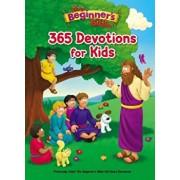 The Beginner's Bible 365 Devotions for Kids, Hardcover/Zondervan