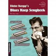 Voggenreiter Kropp's Blues Harp ENGLISH Songbook (CD)