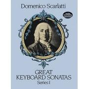Domenico Scarlatti Great Keyboard Sonatas, Series I