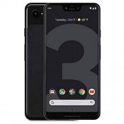 Google Pixel 3 (64 GB, 4 GB de RAM) 5.5 QHD+, IP68 Resistente al Agua, Snapdragon 845 gsm/CDMA Desbloqueado de fábrica (AT&T/T-Mobile/Verizon/Sprint) (sólo Negro, 64 GB)