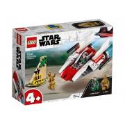 Lego Конструктор Lego Star Wars Звёздный истребитель A-Wing 62 дет. 75247