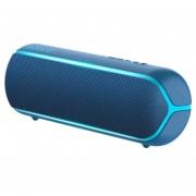 Bocina portátil SONY SRS-XB22LC Azul/EXTRA BASS/Bluetooth/App