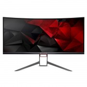 "Acer Monitor Gaming Acer Predator X34P 34"" LED IPS Ultra-Wide QuadHD+ G-Sync 120Hz Curvo"