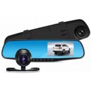 Camera Video auto Full HD 1080 DVR cu oglinda retrovizoare si display afisaj