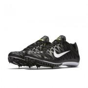 Nike Zoom Maxcat 4 Unisex-Sprintschuh - Schwarz