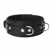 Strict Leather Premium Locking Collar